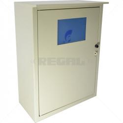 ENCLOSURE - Steel Box Stealth 600x460x230mm
