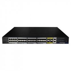 UTEPO 24 Port SFP Managed + 8 shared Gb TP + 4 Gb/10Gb Uplink Switch