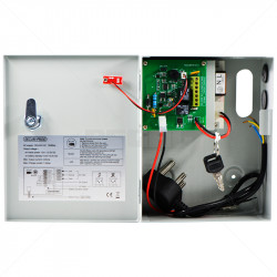 Securi-Prod Power Supply 13.6VDC 3Amp Power Store