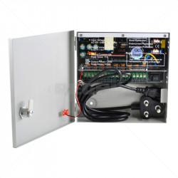 Securi-Prod CCTV Power Supply 9way 10Amp Distribution Box