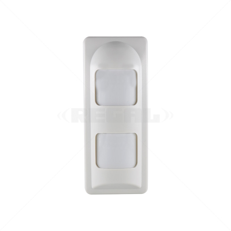 Securi-Prod Outdoor Detector with Dual PIR with MW