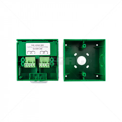 Securi-Prod Green Call Point - Resettable