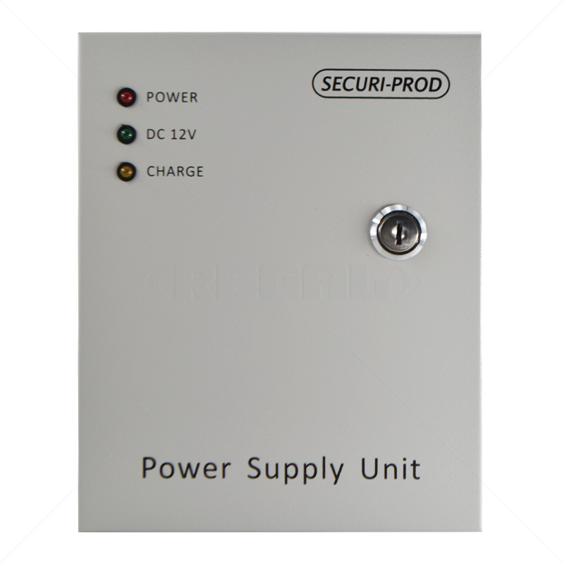 Securi-Prod Access Control Power Supply 13.6VDC 3Amp Power Store