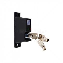 Key Box - Slim Double Pole On/Off