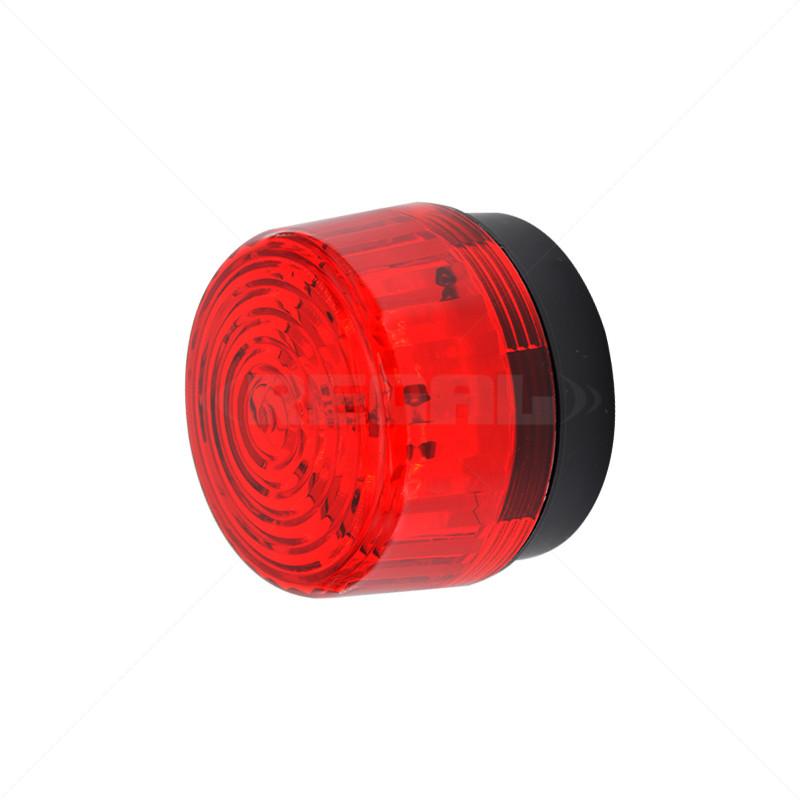 Securi-Prod Large Strobe Light - Red