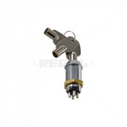 Key Switch - On / Off DP
