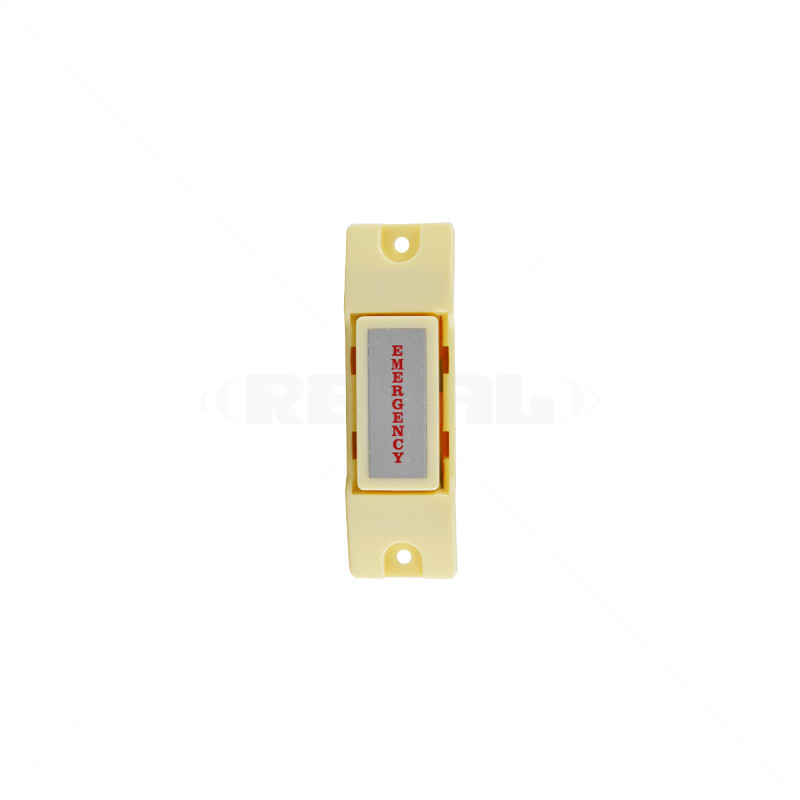 Securi-Prod Emergency Switch White - NO and NC