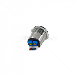 Securi-Prod Stainless Steel Infrared Touchless Switch - 22mm