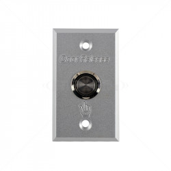 Securi-Prod Push Button with illumination NO and NC