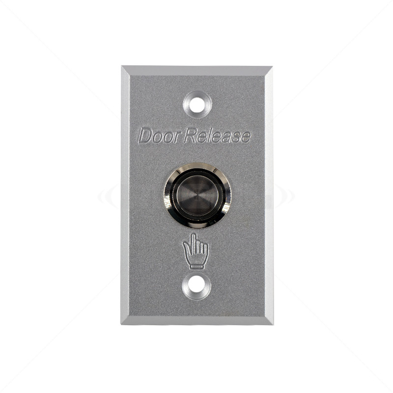 Securi-Prod Push Button with illumination NO and NC