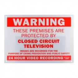 CCTV Warning Sign SP