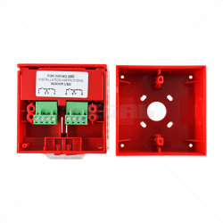 Securi-Prod Red Call Point - Resettable
