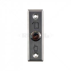 Securi-Prod Slimline Push Button NO and Com