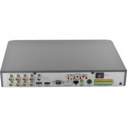 8 Channel HD-TVI DVR - 5MP / 3MP / 1080p / 720p