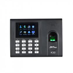 ZKTeco K30 Fingerprint Keypad Reader - Built-in Battery