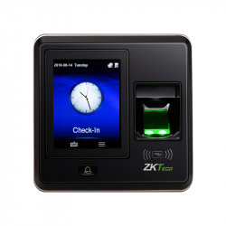 ZKTeco SF300 Fingerprint Keypad Reader - Touch