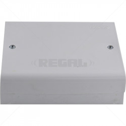 ENCLOSURE - Utility Box White